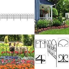 garden barrier. Simple Barrier Image Is Loading DecorFenceGardenYardLawnDecorOutdoorLandscape To Garden Barrier A