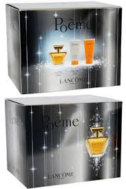 lane poeme femme gift set eau de parfum 50 ml shower gel 5oml body lotion 50 ml amazon co uk beauty