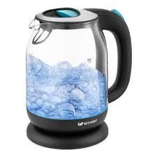 <b>Чайник Kitfort KT</b>-<b>654</b>-1, голубой — купить в интернет-магазине ...