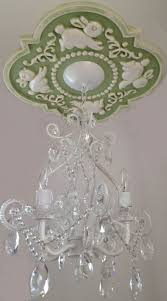 chandelier ceiling medallion