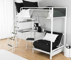 bedroom best design of teen loft beds a collection of cool teenage bunk bed ideas amazing white frame with white wall and white glass window and brown