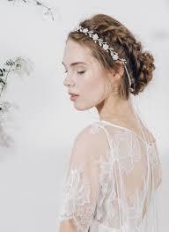 Bridal Floral Headpiece Uk