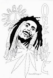 Bob Marley Famous People