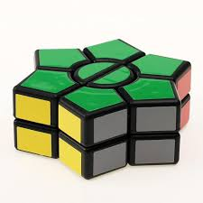 online cube shop 2 layers hexagonal magic cube david star shaped puzzle cube