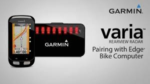 Varia <b>Rearview</b> Radar: <b>Pairing</b> with Edge Bike Computer - YouTube
