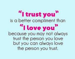 Love And Trust Quotes