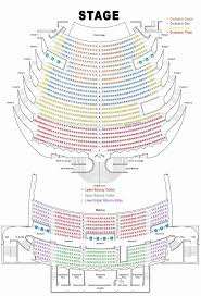 Orpheum Theater Madison Seating Chart Lovely 30 Beautiful