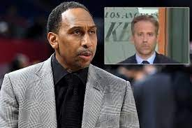 Stephen A. Smith wanted Max Kellerman ...