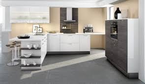 Design Einbauküche Systema 1092 Pinie Dunkel Weiss Küchen Quelle