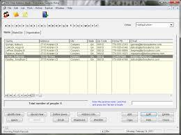 Address Database Software Free Download Tsc Free Address Book 2 40 00
