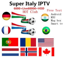 Buy <b>iptv</b> box and subscription <b>italy</b> and get free shipping on AliExpress