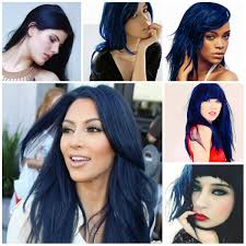 Best Blue Black Hair Dye 2016
