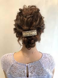 柏でお呼ばれヘア王道だけど結婚式でのヘアアレンジにはやっぱり