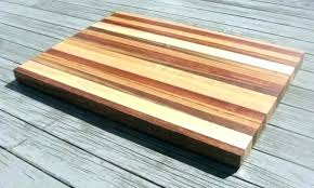 extra large wood cutting board big wooden boards mixed grain chopping round