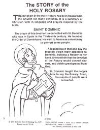 Color the video characters by kids learning tube! Rosary Coloring Sheet Yahoo Search Results Rosary Catholic Catholic Holy Rosary