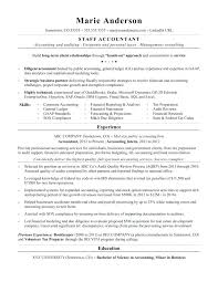 Sample Resume For Newly Graduate Accountant Download Samples