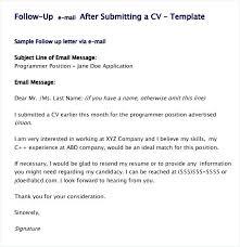 Job Interview Follow Up Email Email Follow Up Template Atlasapp Co