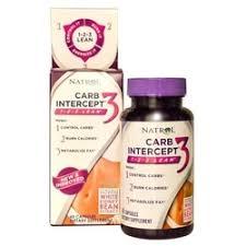 Natrol блокатор углеводов <b>Carb Intercept</b> 3 (60 шт.) — никто из ...