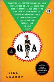 Q A Book By Vikas Swarup Official Publisher Page Simon