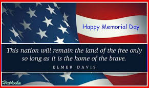 40 Memorial Day Thank You Quotes Messages Sayings For Facebook Best Memorial Day Thank You Quotes