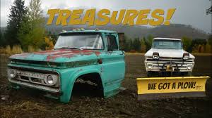 All Chevy chevy c60 : MORE TREASURES! 63 chevy c60, 65 chevy k10, & a Meyer E47 snowplow ...