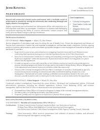 Ideas Of Cover Letter For Police Officer Job Example Resume Sample