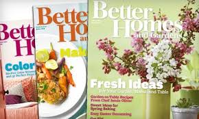 Small Picture 10 for Subscription to Better Homes and Gardens Better Homes