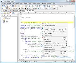 Free HTML and Code Editors - SnapFiles