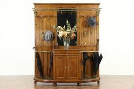 antique foyer furniture. Antique Foyer Furniture Sold English Oak Hall Or Dressing Area S On Amazing E