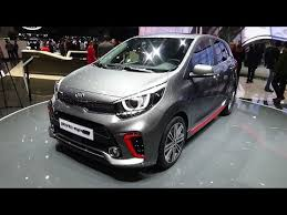 2018 kia picanto. delighful 2018 2018 kia picanto gtline  exterior and interior geneva motor show 2017 with kia picanto