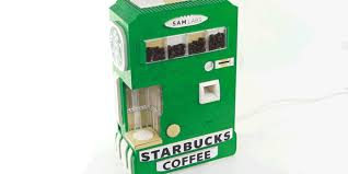 How To Make A Vending Machine Spew Out Money Interesting You Can Make Your Own WORKING Coffee Machine Out Of LEGO