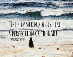 Beautiful Summer Night Quotes