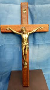 32 cm large top christianism home decor jesus christ on cross the