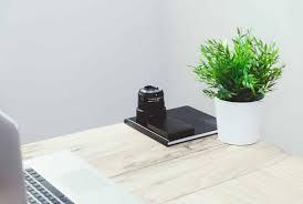 office flower pots. Minimalism, Room, Furniture, Desk, Office, Laptop Computer, Notebook, Flower Pot Office Pots A