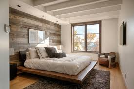 Wood Bedroom Designs