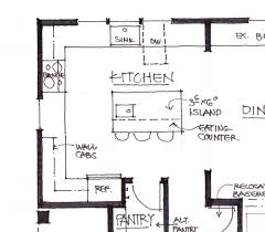 Kitchen Layout With Island Glamorous Kitchen Layout With Island Pictures Ideas Andrea Outloud
