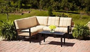 home trends patio furniture. Hometrends Urban Haven II 6-piece Outdoor Sofa Sectional Replacement Cushions Home Trends Patio Furniture