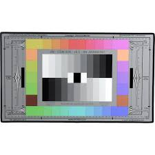 Dsc Labs Chromadumonde 28 R Junior Camalign Chip Chart With Resolution Trumpets