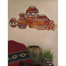 southwestern ceramic wall art