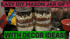 easy last minute diy gift mason jar cookie mix 2016 you