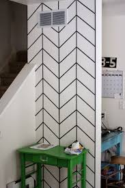 Wall Patterns With Tape Best 25 Washi Tape Wall Ideas On Pinterest Washi Tape Wallpaper