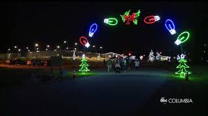 Lights Before Christmas Saluda Shoals Local Living Swan Lake Gets Ready To Light Up For The