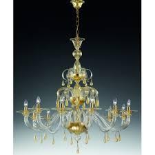 murano artistic glass chandelier 1184 12