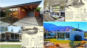Small Picture Eichler Mid Century Modern House Plans Home Design StylingHome