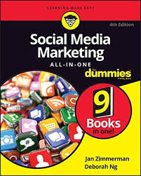 social media marketing all in one for dummies for dummies by jan  35049220