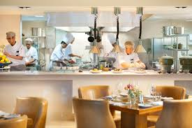 Concept Restaurant Open Kitchens Embracing The Kitchen T With Innovation Ideas