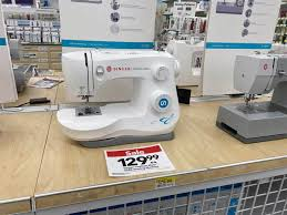 Up to 50% Off Singer & Brother Sewing Machines at JOANN + Free ...