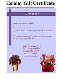 gift certificate template printable gift certificates in gift certificate template 04