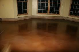 basement floor ideas do it yourself. do-it-yourself job by howard polack beach house solid color stain base terracotta basement floor ideas do it yourself l