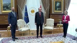 Politik: Erdogan empfängt von der Leyen und Michel - Politik - Video -  Tagesspiegel Mobil